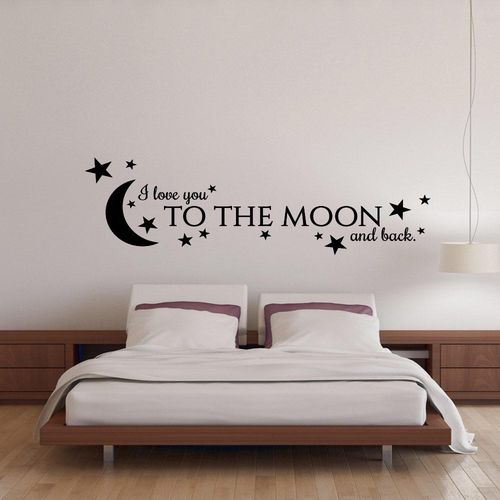 To the moon and back